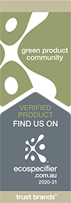 Ecospecifier Trusted Product logo