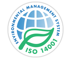 Environmental Management System - ISO-14001 certified